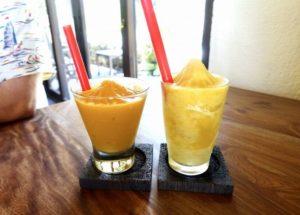 リングフィット柑橘系スムージー